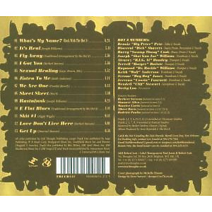Hot 8 Brass Band - Rock With The Hot 8 (Back)