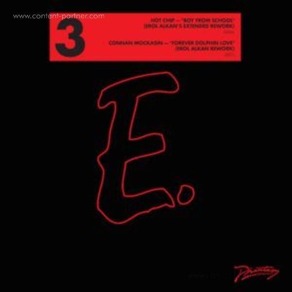 Hot Chip / Connan Mockasin - Reworks Ep 3 (erol Alkan)