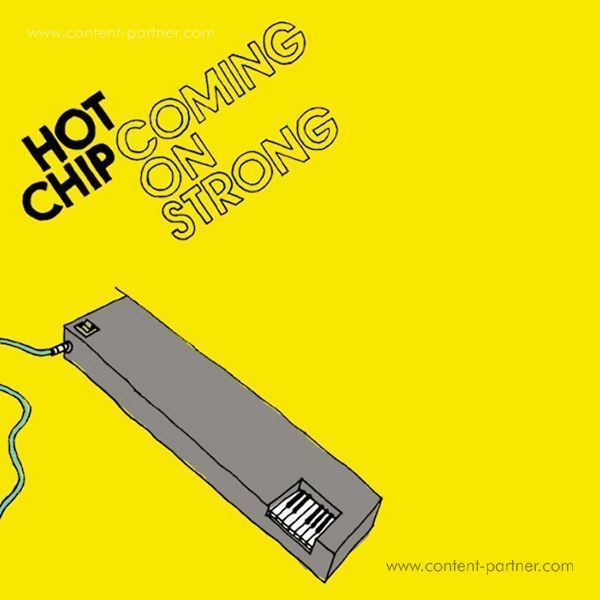 Hot Chip - Coming On Strong (Ltd. Yellow Vinyl LP)