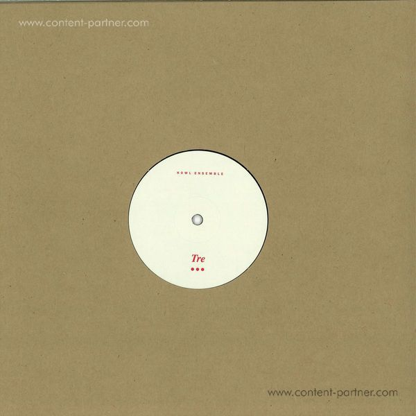 Howl Ensemble - Howl003 (Vinyl Only) (Back)