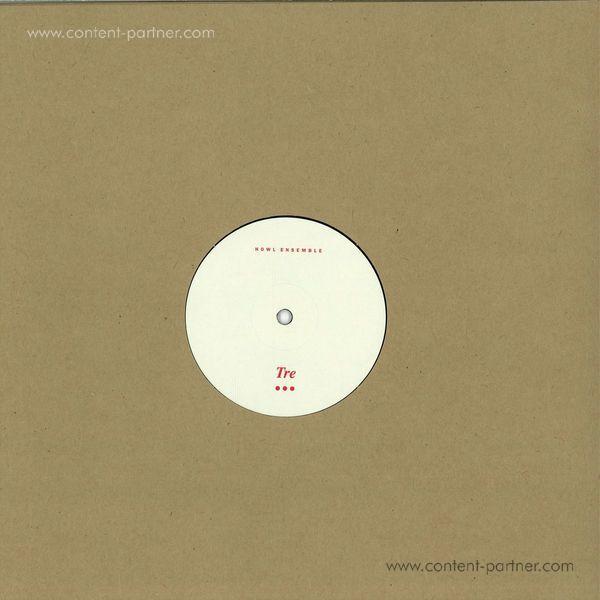 Howl Ensemble - Howl003 (Vinyl Only) (Back)