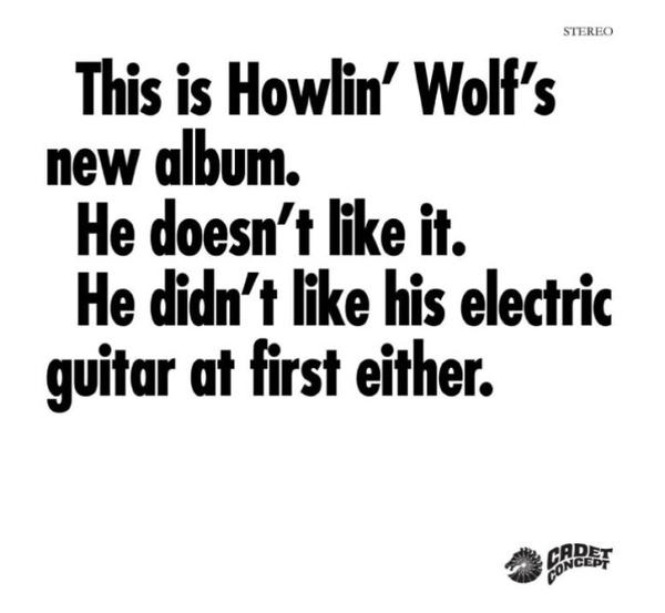Howlin' Wolf - The Howlin' Wolf Album