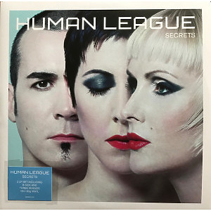 Human League - Secrets (180g 2LP Gatefold)