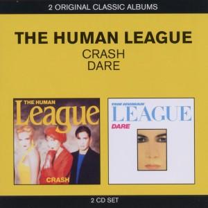 Human League,The - 2in1 (Crash/Dare)