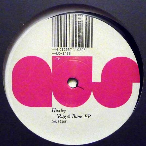 Huxley - Rag & Bone EP