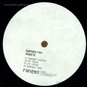 Hydergine - Ixm Ranges 01 (180 Gram Vinyl)