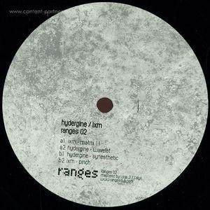 Hydergine - Ixm Ranges 02 (180 Gram Vinyl Only)
