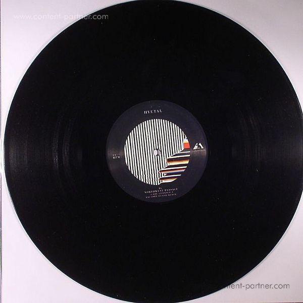 Hyetal - Northwest Passage 12inch (Back)