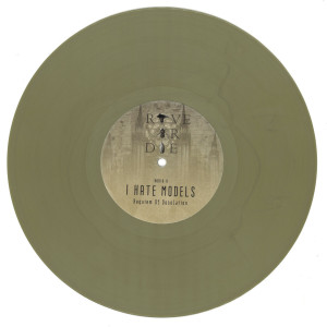 I Hate Models, Umwelt - Requiems (golden Repress)