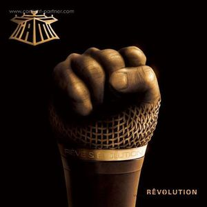 IAM - Revolution (3LP) [Black Vinyl]
