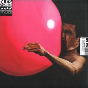 IDLES - Ultra Mono (Black Vinyl LP)