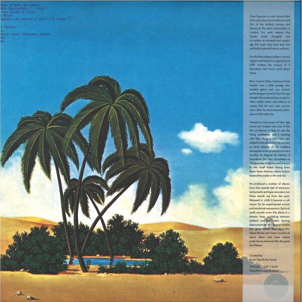 IL GUARDIANO DEL FARO - Oasis (Reissue) (Back)