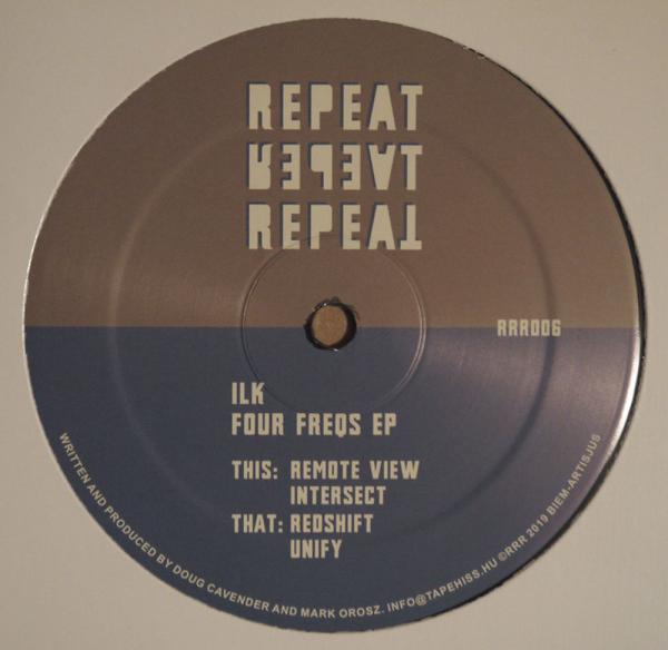 ILK - Four Freqs EP