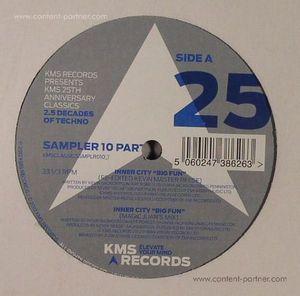INNER CITY - kms 25th anniversary sampler 10/1