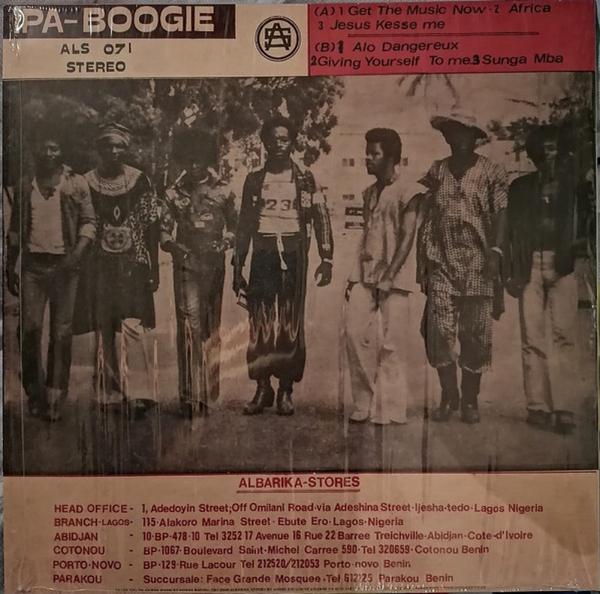 IPA-BOOGIE - IPA-BOOGIE (Back)