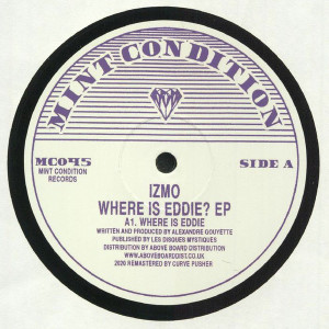 IZMO - WHERE IS EDDIE EP