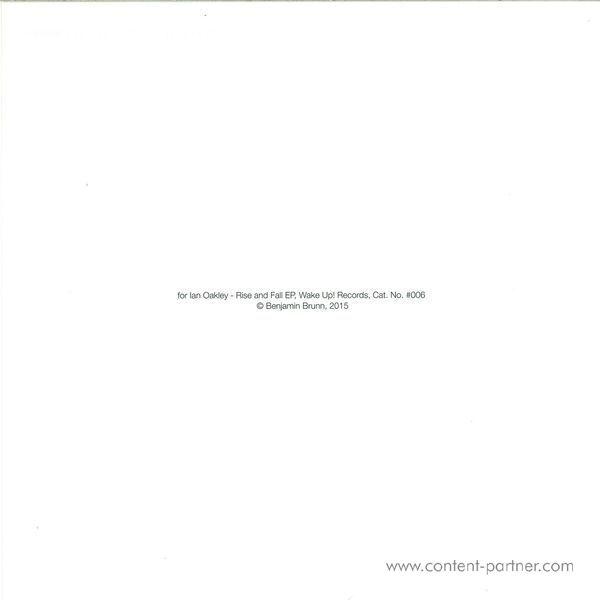 Ian Oakley - Rise And Fall EP (Back)