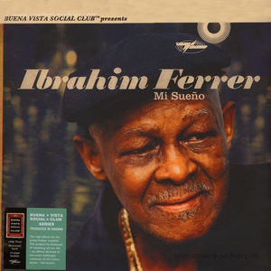 Ibrahim Ferrer - Mi sueno (LP, 180g + DL)