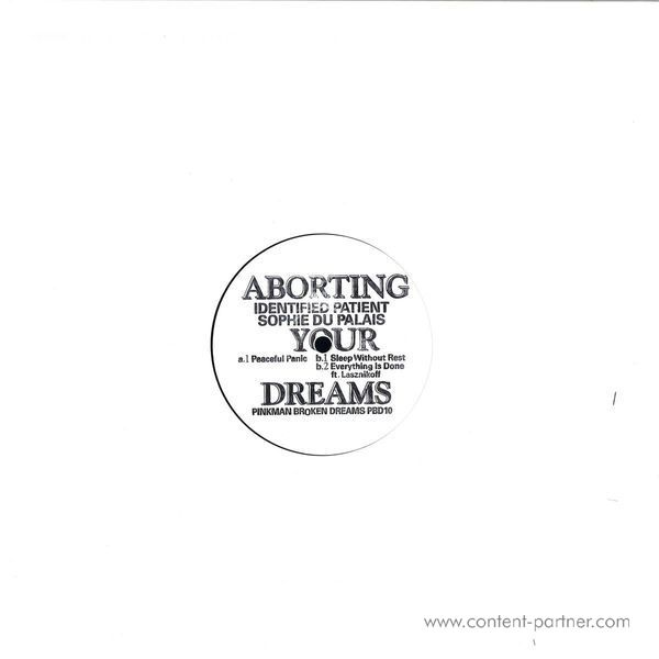 Identified Patient & Sophie du Palais - Aborting Your Dreams (Back)
