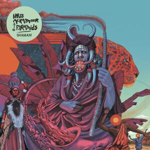 Idris Ackamoor/The Pyramids - Shaman! (2LP)