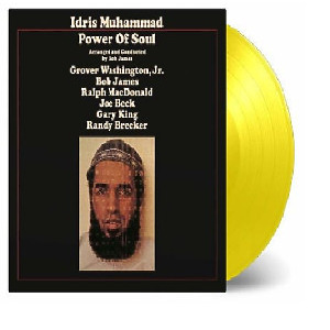 Idris Muhammad - Power of Soul (Ltd. 180g Remastered Yellow LP)