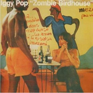 Iggy Pop - Zombie Birdhouse (Ltd. Orange Vinyl LP)