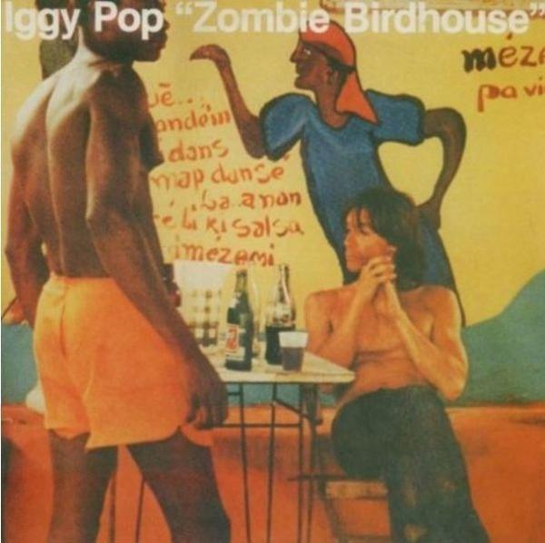 Iggy Pop - Zombie Birdhouse (Ltd. Orange Vinyl LP)