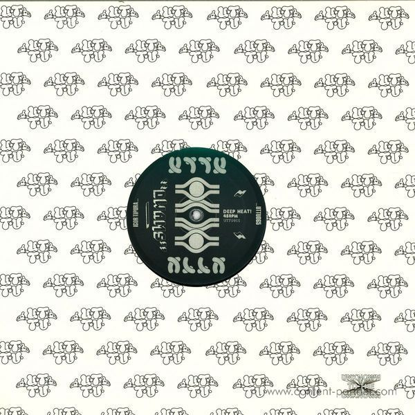 Igor Tipura - Dwams // Dwams (lauer Remix) (Back)