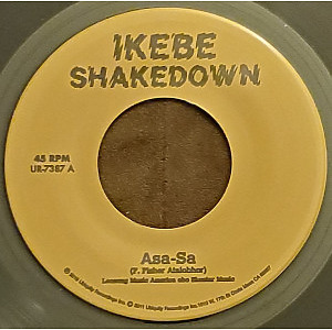 """Ikebe Shakedown - Asa-Sa / Pepper (7"""")"""