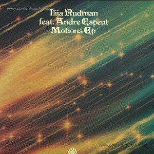 Ilija Rudman Feat Andre Espeut - Motions Ep (feat Don Carlos Remix & Mix)