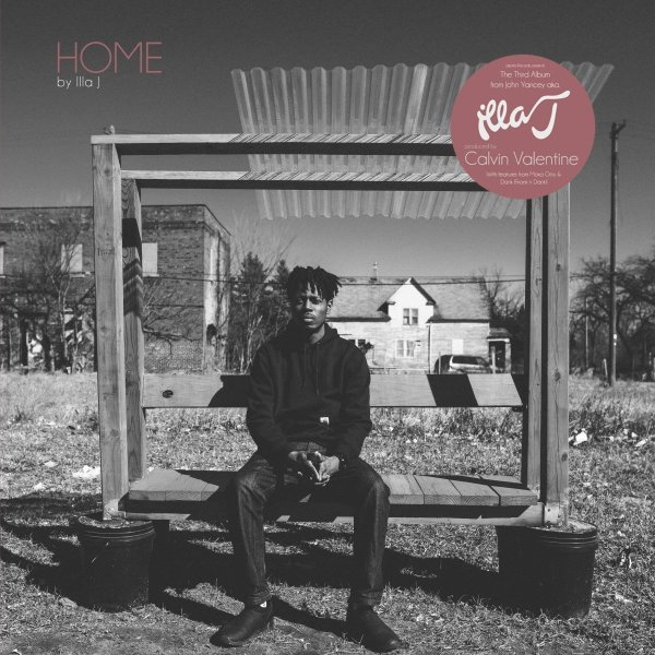 Illa J - Home (LP+MP3)