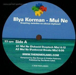 Illya Korman - Mui Ne (Christian Paduraru Remix)