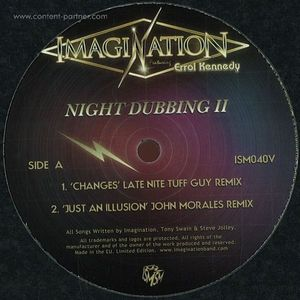 Imagination - Night Dubbing II - Remixes
