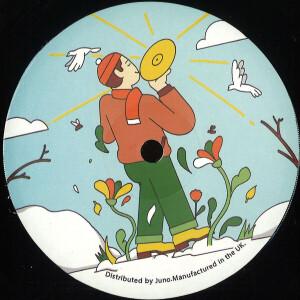 "Iner / Saint Paul - DOBRO 003 (140 gram vinyl 12"")"