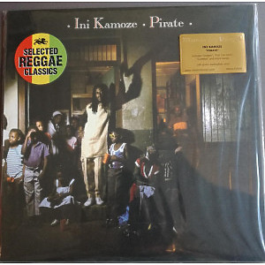 Ini Kamoze - Pirate (180g Vinyl LP)