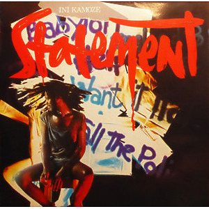 Ini Kamoze - Statement (180g LP Reissue)