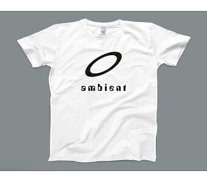 Instinct Ambient - T-Shirt White / Size L