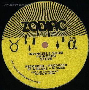 Invincible Scum - Ztaur(Incl. Mark Broom Remix)
