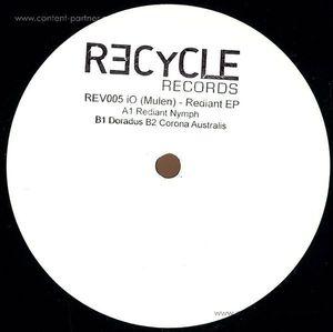 Io (Mulen) - Rediant Ep (Vinyl Only)