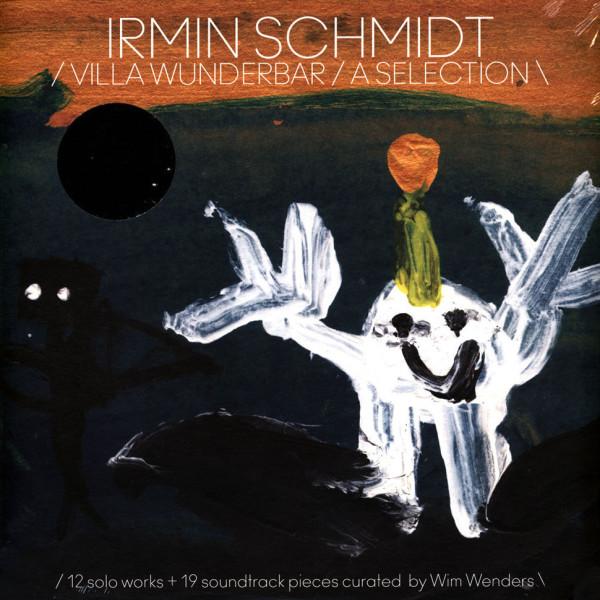 Irmin Schmidt - Villa Wunderbar (Ltd. Clear 4LP Box Set)