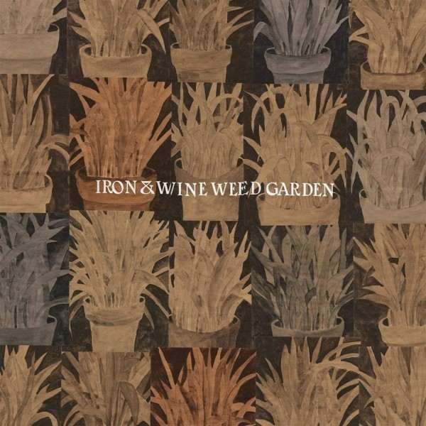 Iron And Wine - Weed Garden EP (Ltd. Orange Vinyl)
