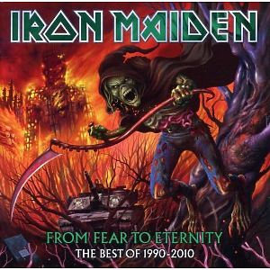 Iron Maiden - From Fear To Eternity: Best Of