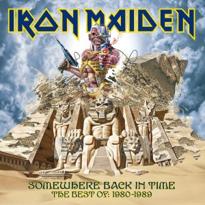 Iron Maiden - Somewhere Back In Time-The Best Of 1980-1989