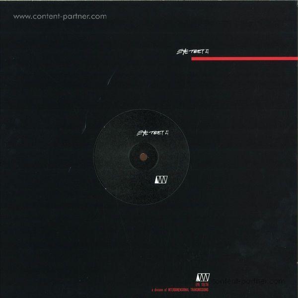 Israel Vines - Wwkd Ep (Silent Servant Remix) (Back)