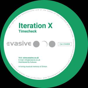 Iteration X - Timecheck / Liquid Logic (Reissue)
