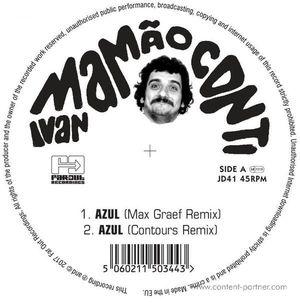 Ivan Conti - Azul (max Graef, Contours & Glenn Astro Remixes)
