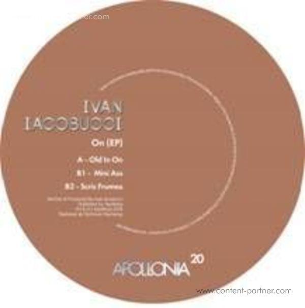 Ivan Iacobucci - On (EP) 180g Vinyl