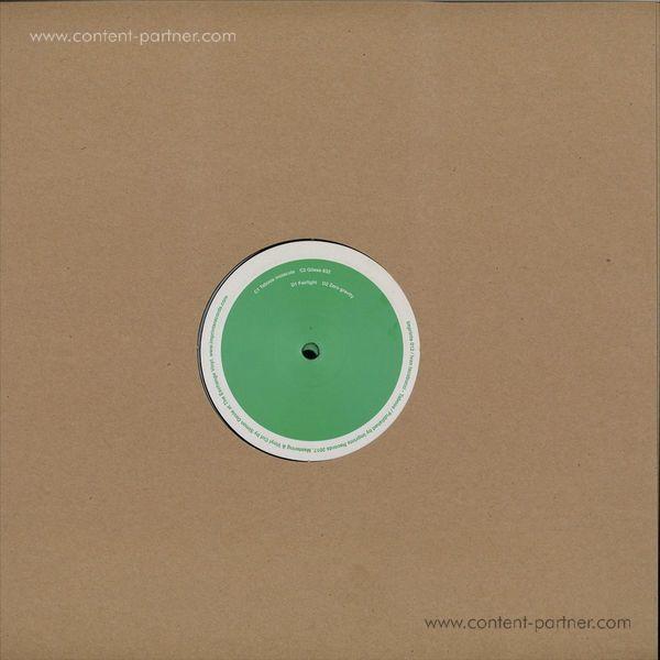 Ivan Iacobucci - Taboos (2x12 / Vinyl Only) (Back)