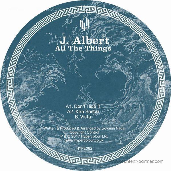 J. Albert - All The Things