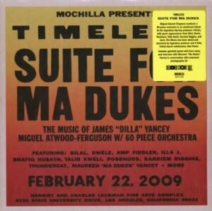 J Dilla - Mochilla Presents Timeless: Suite for Ma Dukes
